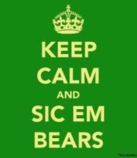 Sic'em Bears!: Ems Bears, Sic Ems, Quote, Baylor Stuff, Ems Baylor, Bears Stuff, Keep Calm, Baylor Bears, Baylor Fun