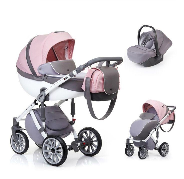 Trio Sport Anex PA05 grigio rosa
