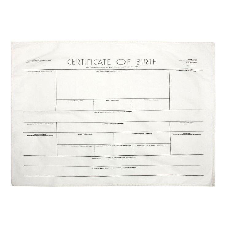 create a birth certificate online