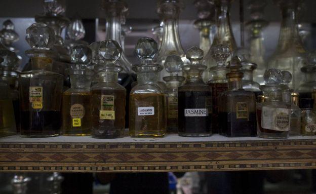 Delhi perfumery