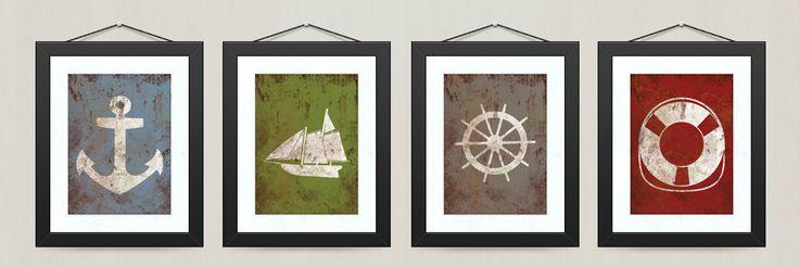 Best 25+ Vintage Nautical Ideas On Pinterest