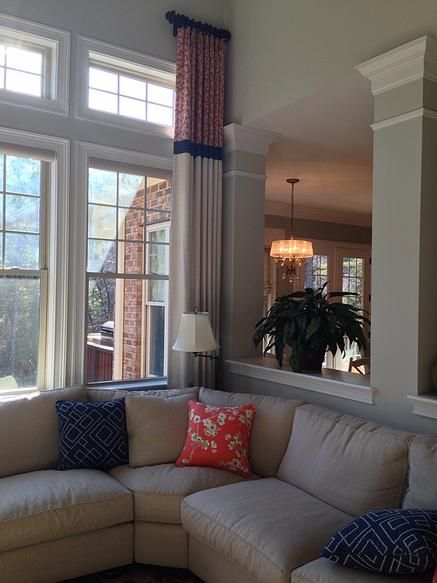 18 Best Horizontal Striped Curtains Images On Pinterest