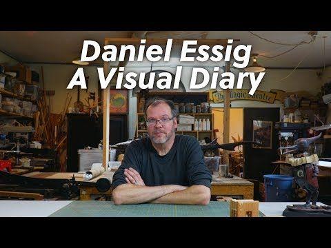 guest artist post: Daniel Essig | Open Studio