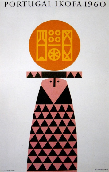by portuguese designer Sebastião Rodrigues