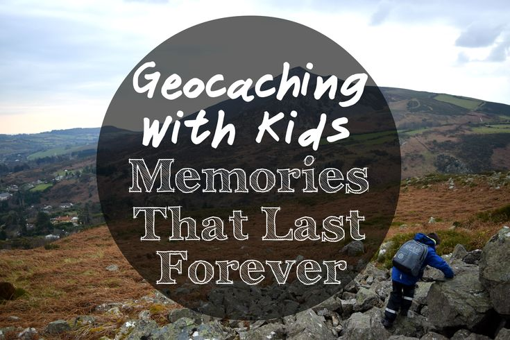 Thinking of starting out geocaching with young kids? There's a good chance they will love it! Check out the experience I had with the Four Acorns family
