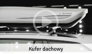 Oryginalny kufer na narty ŠKODA to 380 litrów do Twojej dyspozycji. Oznacza to, że bez problemu pomieścisz w nim aż 5 par nart!