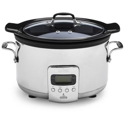 Cuisinart® Programmable Slow Cooker, 3½ Quart | Sur La Table