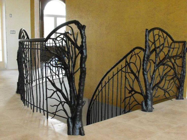 Tree Banister
