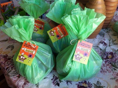 Decoração Festa Infantil Trash Pack Party – Blog Inspire sua Festa