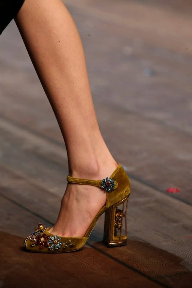 Dolce E Gabbana Shoes