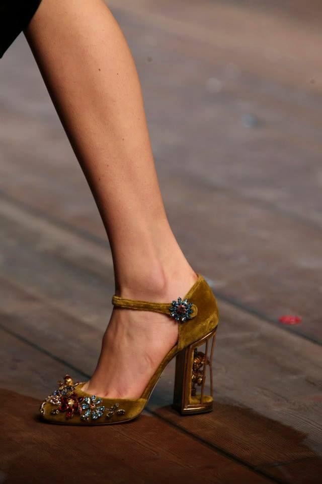 Dolce E Gabbana Shoes