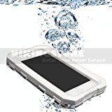 iPEGA Schutzhülle für iPhone 5 (wasserfest) Weiß