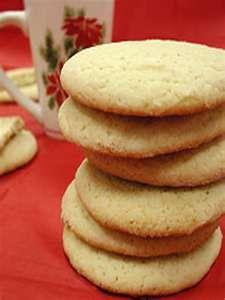 tea cake cookies - just like Grandma used to make!