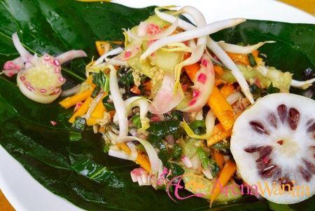 Salad Mengkudu