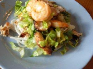 Recipe: Gluten Free Vietnamese Chicken Salad with Dressing  http://wheatfreemom.com/blog/vietnamese-chicken-sala/