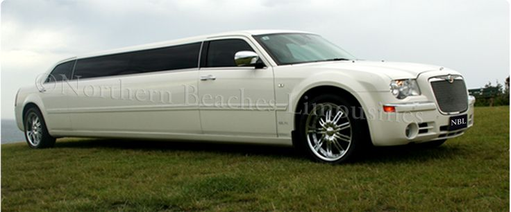 beautiful Chrysler formal limousine