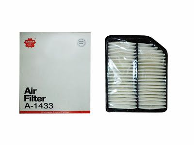 Air filter / filter udara Suzuki Grand Vitara  http://agrizalfilter.blogspot.com/2013/11/airfiltersaringanudaragrandvitara.html