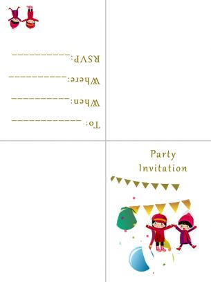 ... Free Printable Invitations | Pinterest | Free Printable Party