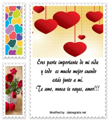 textos de amor para mi whatsapp,palabras originales de amor para mi pareja: http://www.datosgratis.net/mensajes-muy-bonitos-de-amor/