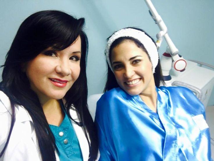 Kalieska Arroyo | Tratamiento Láser con Fotona 4D