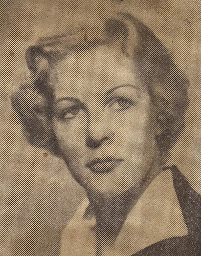 Catherine Edwina Higgens | Miss South Africa 1952