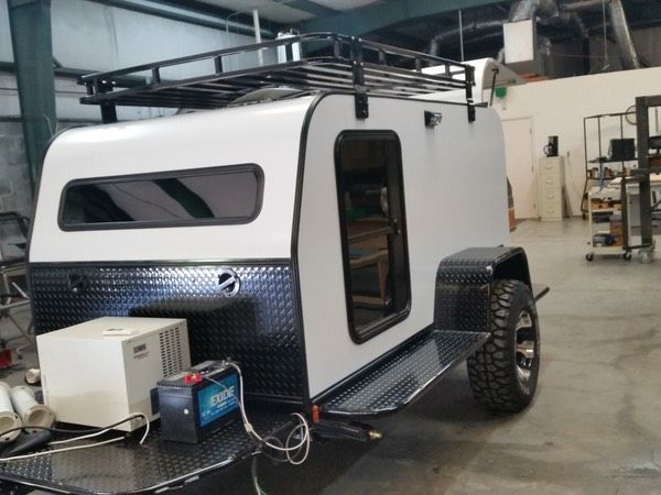 expedition trailer plans - Google Search