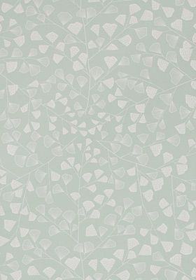 Fern Mist Wallpaper by MissPrint. PEFC certified and printed in the UK