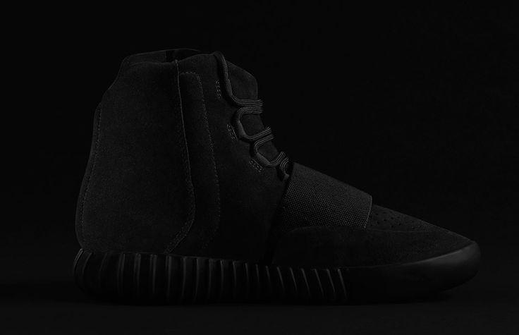 adidas Originals by KANYE WEST | YEEZY BOOST 750 'Black' + Store List - nitrolicious.com