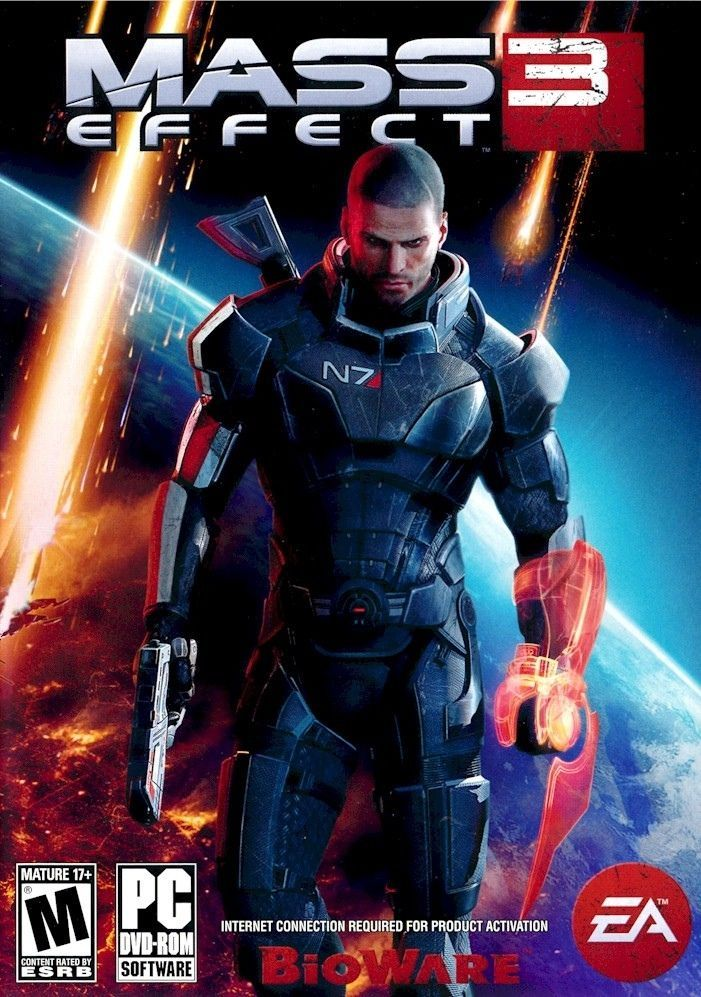 SOLD!!! Bioware's original space-opera trilogy concludes with Mass Effect 3, in the signature RPG-shooter style of its predecessors. Players resume the role of series protagonist Commander Shepard, once again customizable in appearance and character development.