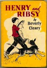 Henry and Ribsy by Beverly Cleary This brings back happy memories of evenings reading this with my boys.