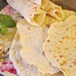 Nothing better in the entire world! Norwegian Lefse -This is very similar to our family's recipe but ours does not call for sugar. It is so very yummy, especially warm.