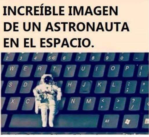 Espacio #gracioso #toquedehumor