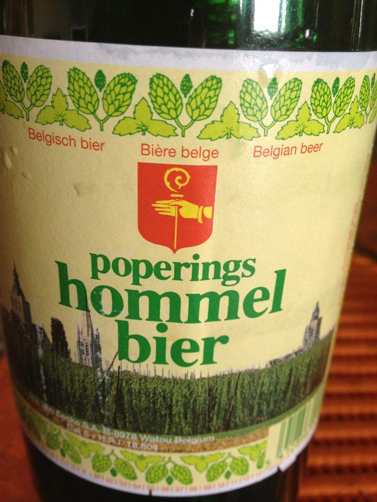 Poperings Hommelbier Brewed by Van Eecke Style: Belgian Ale Poperinge-Watou, Belgium