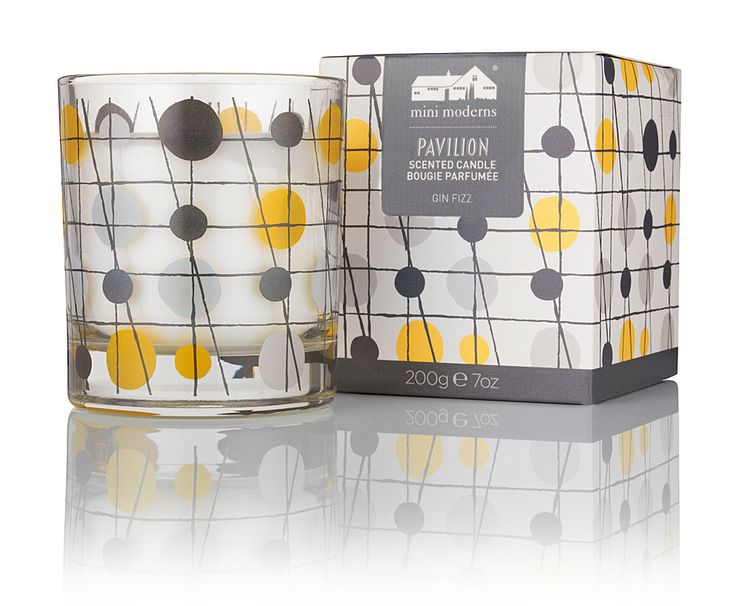 Mini Moderns Home Fragrance on Packaging of the World - Creative Package Design Gallery
