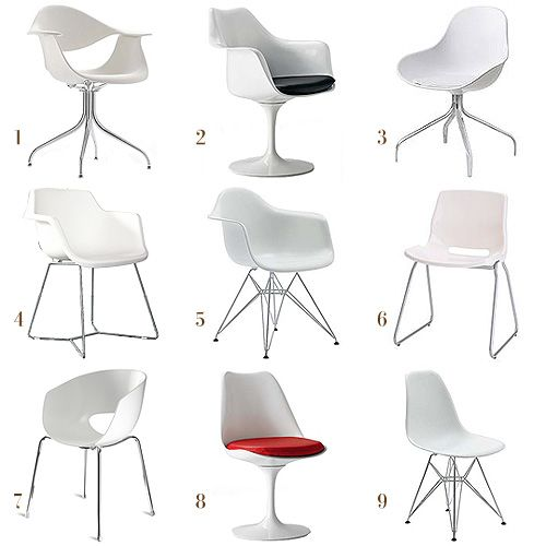 choosing an office chair is tricky! I love chairs!
