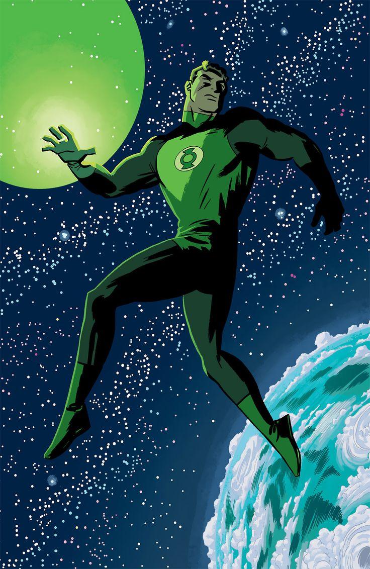 DC: The New Frontier | Green Lantern •Darwyn Cooke