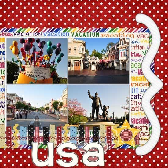 pg 2: Papercraft Disney, Disney Scrapbook Layout, Scrapbook Disney, Layout Disney, Disney Layout, Papercraft Scrapbook, Scrapbook Photo, Http Scrapbook659 Blogspot Com, Disney Maine