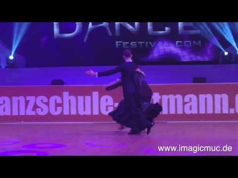 Domen Krapez & Natascha Karabey • Wiener Walzer • Euro Dance Festival 2016