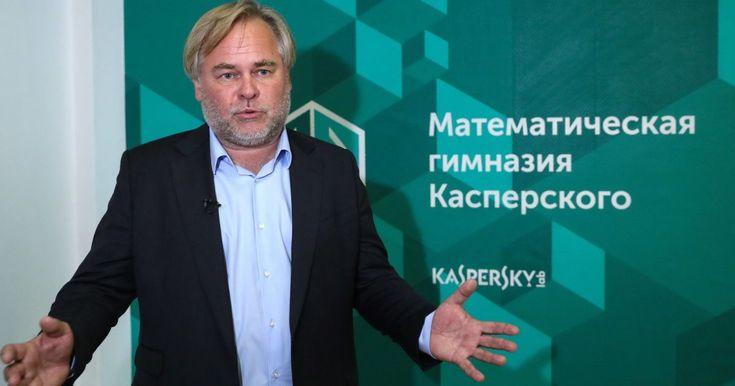 Kaspersky's antivirus software takes non-threatening files #removemalware