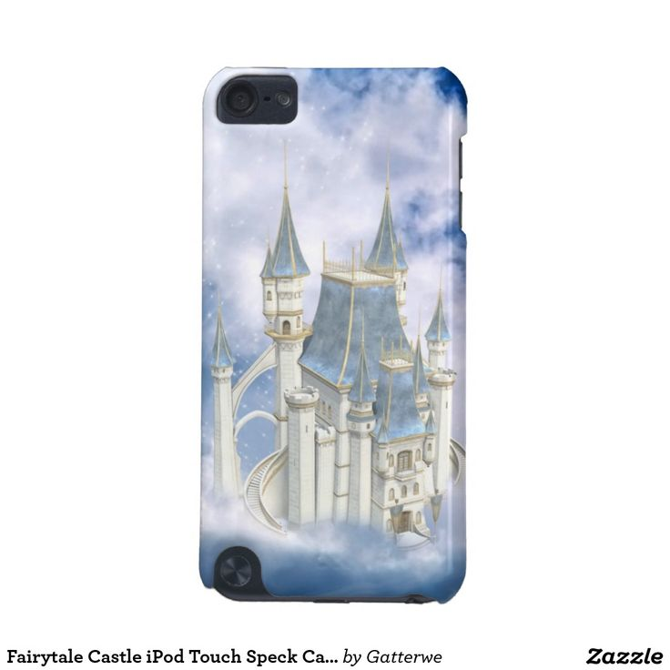 Fairytale Castle iPod Touch Speck Case