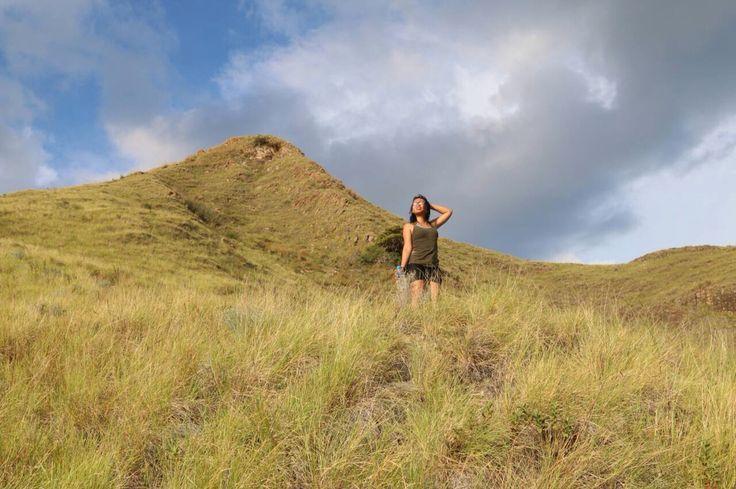 Hike to the Peak.
