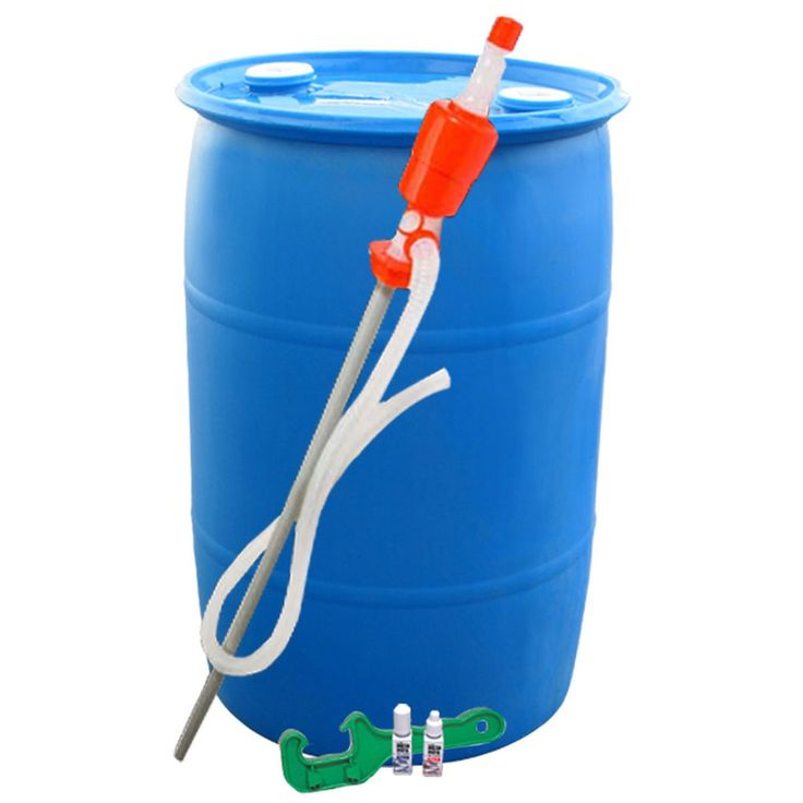 55 Gallon Watter Barrel Kit