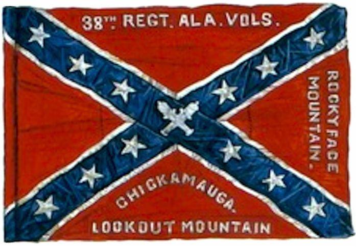 Pin By Vernon Mcdannald On Confederate Civil War Flags Civil War Alabama Civil War Battles