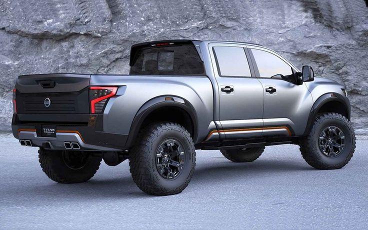 2017 Nissan Titan Warrior Specs