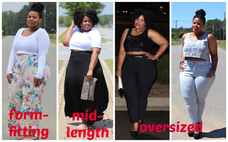 Learn how to select a crop top that will flatter your body type!