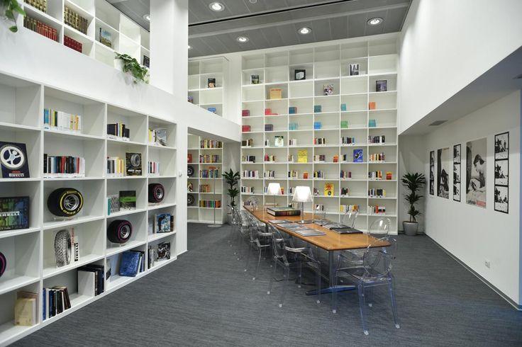 #ioleggoperché: Pirelli supporta le biblioteche scolastiche - Pirelli ha inaugurato le tre biblioteche aziendali pensate per i lavoratori. Si tratta di spazi dedicati al mondo della lettura (ma non solo) nati a Settimo Torinese, Bollate e Milano, in collaborazione con la campagna #ioleggoperché.  - Read full story here: http://www.fashiontimes.it/2016/10/ioleggoperche-pirelli-supporta-biblioteche-scolastiche/