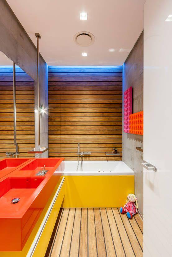et vous quelle salle de bain aimez vous? plus de salles de bain sur homify.fr