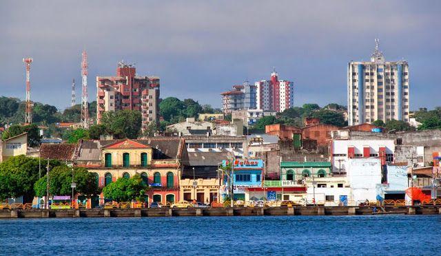Fotos de Santarém - PA | Guia de turismo, Turismo de aventura ...