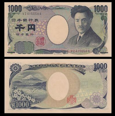 Japan - It's A Wonderful Rife: Japanese Money: Infectious Diseases And The ¥1,000...