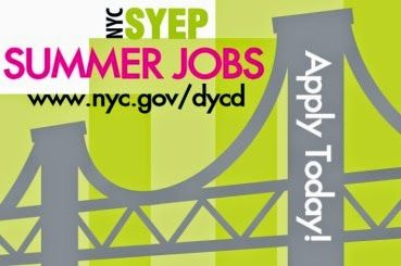 2015 Summer Youth Employment Job Applications! (SYEP) (NY & OH) Read more at http://www.stewardofsavings.com/2013/04/summer-youth-employment-program-syep.html#JY5lKb68C6a3Q025.99
